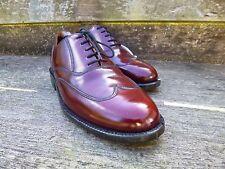 Barker Zapatos Oxford – marrón/rojizo – UK 8 – condición sin uso