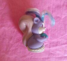 Vintage original collectable 80s Girls Retro Toy Keypers Tonka Pastel Squirrel