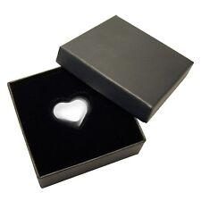 Silberbarren 1oz Motiv Herz 999 Silber inkl. Etui