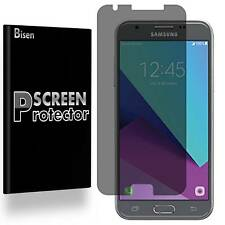 Samsung Galaxy J3 Luna Pro [BISEN] Privacy Anti-Spy Screen Protector Guard