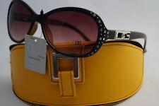 Lunettes de soleil marrons pour femme