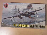 TOP!!! AIRFIX 03019 D.H. Mosquito Mk II / VI / XVIII 1:72 in OVP!!!