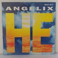 "Angelix – He (Vinyl, 12"", MAXI 45 TOURS)"