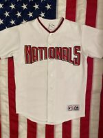washington Nationals jersey Alfonso Soraino  jersey men size M Very Good Conditi