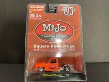 M2 Chevy Silverado 79 Mijo Speed Shop Squarebody MJS22 1/64 Limited 4,200 PCS
