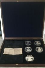 More details for 2013 cased 20 million $ dollar silver proof set | coin sets | pennies2pounds