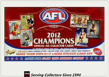 2012 Select AFL Champions Trading Cards Factory Box (36 packs)