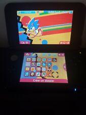 Nintendo 3DS XL Console, chargeur et jeux SD 4Go