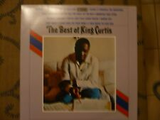 THE BEST OF KING CURTIS  LP USA FRIDAY MUSIC 180G NEW  VINYL MINT