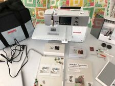 Bernina 570 QE Sewing Quilting Machine with BSR and 3-Sole Walking Foot - 1 Hour