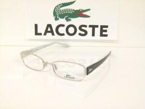 Originale Brille LACOSTE Metallbrille LA 12229 SI 50