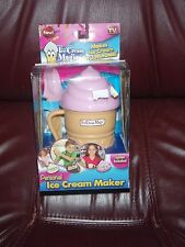 Brand New As Seen On TV Ice Cream Magic Personal Ice Cream Maker PINK/STRAWBERRY