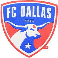 FC Dallas Primary Soccer Team Crest Pro-Weave Jersey MLS Futbol Patch