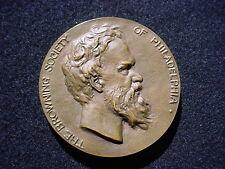 New ListingBrowning Society Of Philadelphia 1918 Award Medal To Helen H.B. Brodersen