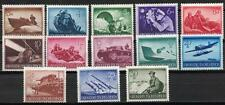 GERMANY sc# 257-269 ,Mi# 873-85 , WWII War Third Reich Memorial Wehrmacht MNH