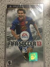 ⚽️Brand New!!! FIFA Soccer 13 (Sony PSP, 2012) Factory Sealed!!! US!!!⚽️