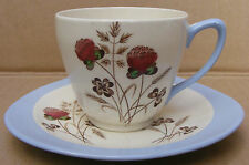 British Spode Pottery Cups & Saucers