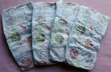 Lot of 4 (four) Huggies Snug and Dry Size 1 Diapers Reborn Baby Doll