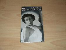 4-CD-Musik-Sammlung: Zarah Leander - Der Wind Hat Mir Ein Lied Erzählt -- Box