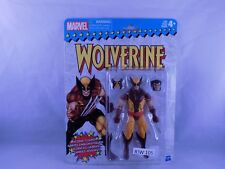 """Marvel Legends 6"""" Classic WOLVERINE Brown outfit NIB #2 (RIW 105)"""