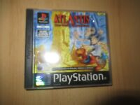 Atlantis The Lost Continent For Sony Playstation 1, PS1.pal