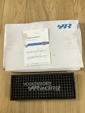 VW High Flow Panel Filter 2.0 Tsi And Tdi Golf 6 & Scirocco VWRPJ001