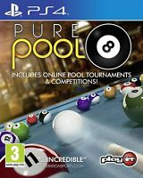 Pure Pool For PS4 (New & Sealed)