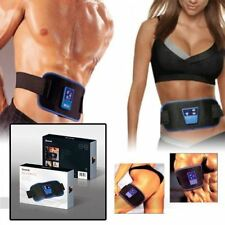 ABS Toning Belt Tone Gymnic Toner Body Massager Muscle Abdominal Stomach