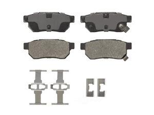 Rr Ceramic Brake Pads  Ideal Brake  TCD374