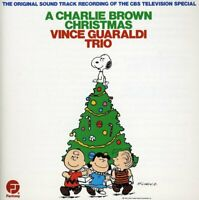 Vince Guaraldi : Charlie Brown Christmas Xmas Vocal 1 Disc CD