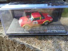 FIAT ABARTH 124 RALLY-RALLY PORTUGAL 1974-R.PINTO-A.BERNACCHINI SCALA 143
