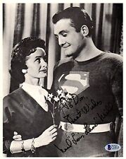 "BECKETT-BAS SUPERMAN NOEL ""LOIS LANE"" NEILL AUTOGRAPHED-SIGNED 8X10 PHOTO C14014"