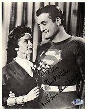 "BECKETT-BAS SUPERMAN NOEL ""LOIS LANE"" NEILL AUTOGRAPHED-SIGNED 8X10 PHOTO C14014"