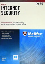 McAfee Internet Security Software