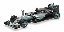 1:43 Mercedes W07 Rosberg Sindelfingen 2016 1/43 • MINICHAMPS 410161006