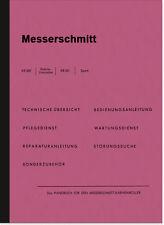 Messerschmitt KR 200 201 istruzioni Riparazione Manuale d'uso manuale manual