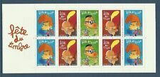 FRANCE. 2005. Titerf Cartoon Booklet. SG: 4069a. Mint Never Hinged