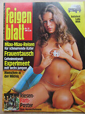 Feigenblatt Nr 21/78, Kim Novak, Debbie Reynolds, William Holden, Brooke Shields