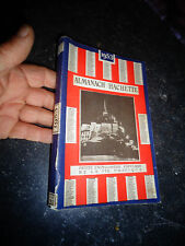 Ancien Almanach HACHETTE 1953