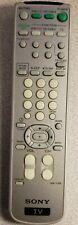 Original RM-Y195 For Sony LCD TV Remote Control KV-38FS120 KV-36FS120 RMY195