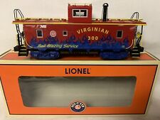 ✅LIONEL VIRGINIAN NS HERITAGE SMOKING CA-4 CABOOSE 6-27630! NORFOLK SOUTHERN