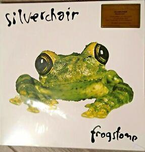 Silverchair - frogstomp Limited  Lime Green 2 Audiophile Vinyl LP 180 Gram NEU
