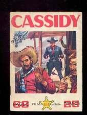 CASSIDY n°124, Editions Impéria 1957 cow-boys western