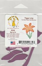 Cheery / Lynn/ Metal / Cutting Die / B566/ Tiger Lily