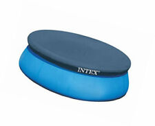 Intex 10-Feet Easy Set Debris Vinyl Cover Tarp Swimming Pool