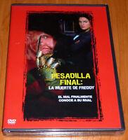 PESADILLA FINAL LA MUERTE DE FREDDY / Pesadilla en Elm Street 6 / Freddy's Dead