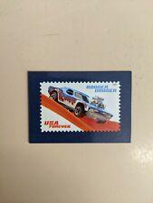USPS #5324 Rodger Dodger (Hot Wheels) Forever Postage Stamp Promo Magnet 2018