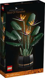 LEGO® Botanical Collection - 10289 Paradiesvogelblume - versiegelt OVP   NEU!