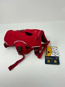 Ruffwear Web Master Dog Harness Size XS Red Curant New