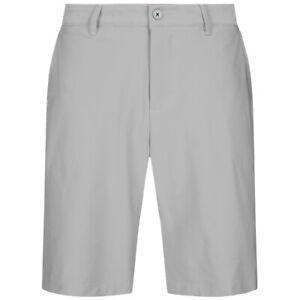 adidas Adipure Tech Golf Herren Sport Shorts kurze Hose DS8970 Gr. 52 grau neu